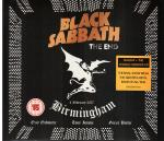 Cover for Black Sabbath - The End  (Blu-ray + CD)