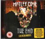Cover for Mötley Crue - The End  (Live In Los Angeles DVD+CD)