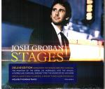 Cover for Groban Josh - Stages