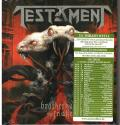 Omslagsbild för Testament - Brotherhood Of The Snake  (Limited Digibook)